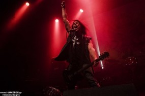 Ανταπόκριση: MONSTER MAGNET w/ Full House Brew Crew @ Piraeus 117 Academy
