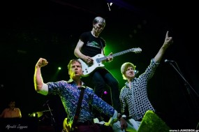 Ανταπόκριση: THE FLESHTONES w/ Dirty Fuse + The Statycs @ Gagarin 205