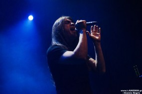 Ανταπόκριση: FATES WARNING w/ Methodica @ Fuzz Club